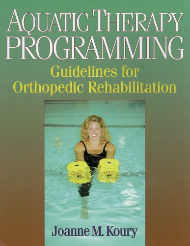 9780873229715: Aquatic Therapy Programming