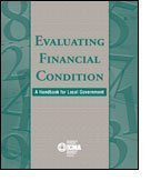 9780873261357: Evaluating Financial Condition: A Handbook for Local Government