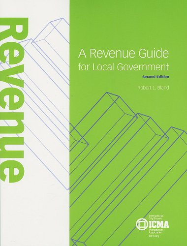 9780873261456: A Revenue Guide for Local Government