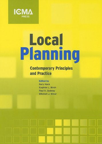 9780873261487: Local Planning: Contemporary Principles and Practice