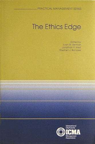 9780873261616: The Ethics Edge (Practical Management Series)