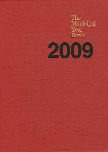 9780873261852: The Municipal Year Book 2009