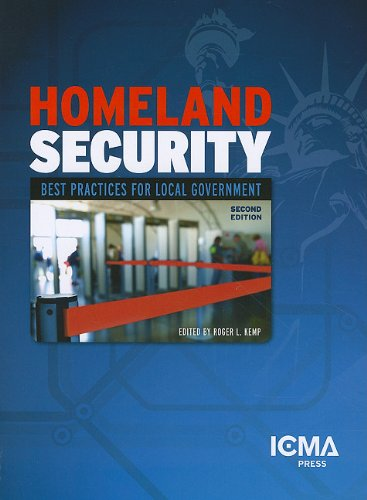 9780873267601: Homeland Security: Best Practices for Local Government