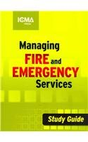 9780873267687: Managing Fire and Emergency Services