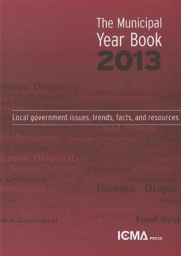 9780873267786: Municipal Year Book