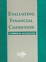 9780873269452: Evaluating Financial Condition: A Handbook for Local Government