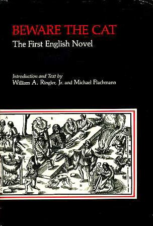 9780873280877: Beware the Cat: The First English Novel