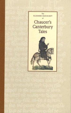 9780873281522: The Ellesmere Manuscript of Chaucer's Canterbury Tales