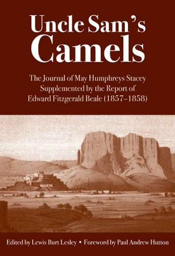 Uncle Sam's Camels : The Journal of
