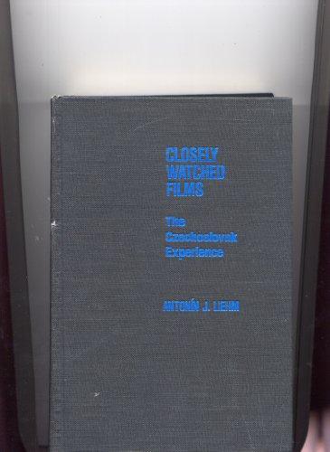 9780873320368: Closely Watched Films: The Czechoslovak Experience