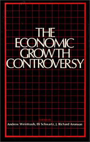 9780873320382: The Economic Growth Controversy