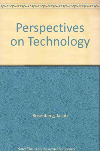 9780873323031: Perspectives on Technology