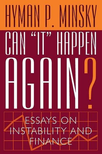 can it happen again essays on instability and finance 1982 Find great deals on ebay for can it happen again shop with confidence.