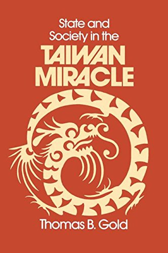 9780873323499: State and Society in the Taiwan Miracle