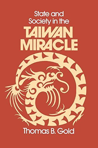 9780873323505: State and society in the Taiwan miracle