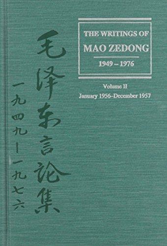 The Writings of Mao Zedong, 1949-1976: Volume: Zedong Mao; John