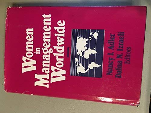 9780873324175: Women in Management Worldwide