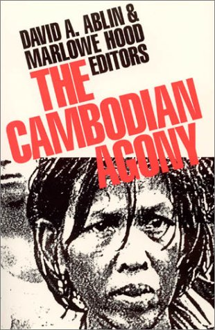 9780873324212: The Cambodian Agony
