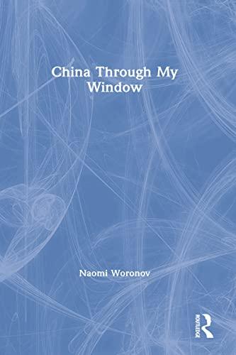9780873324748: China through My Window