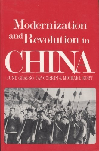 9780873325394: Modernization and Revolution in China (Studies on Modern China)