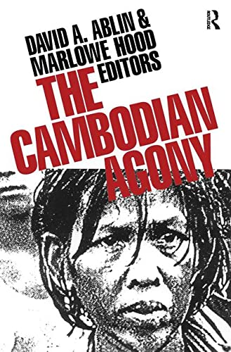 9780873327541: The Cambodian Agony