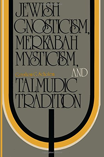 9780873341783: Jewish Gnosticism, Merkabah Mysticism, and Talmudic Tradition
