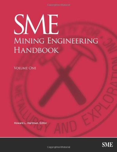 9780873351003: SME Mining Engineering Handbook, 2 Volume Set (Second Edition)
