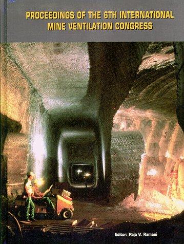 9780873351461: Proceedings of the 6th International Mine Ventilation Congress
