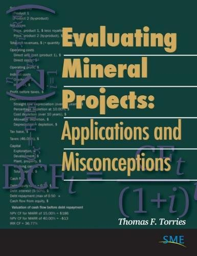 9780873351591: Evaluating Mineral Projects: Applications and Misconceptions