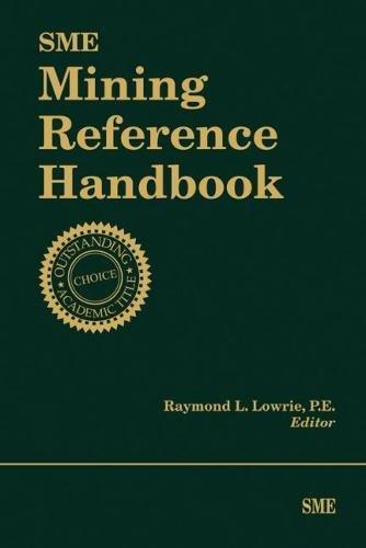 9780873351751: SME Mining Reference Handbook