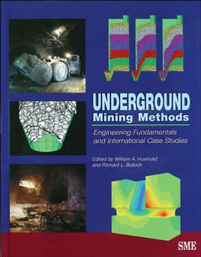 9780873351935: Underground Mining Methods: Engineering Fundamentals and International Case Studies