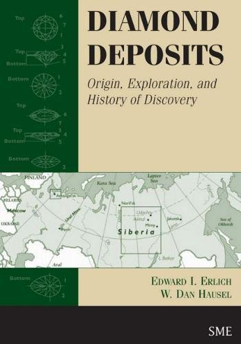 9780873352130: Diamond Deposits: Origin, Exploration, and History of Discovery