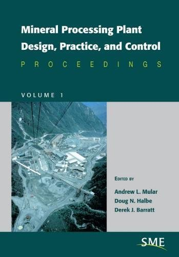 9780873352239: Mineral Processing Plant Design, Practice, and Control (2 Volume Set)