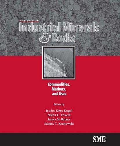 9780873352338: Industrial Minerals & Rocks: Commodities, Markets, and Uses