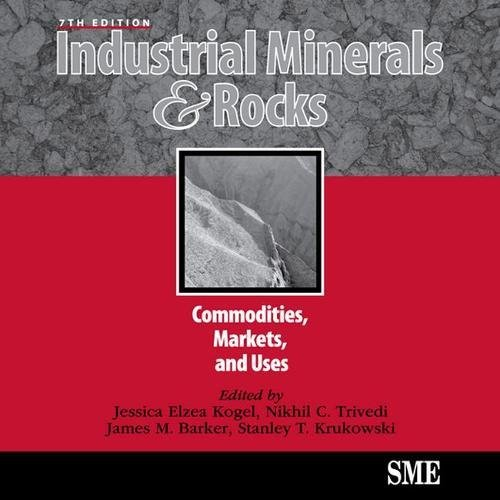 9780873352499: Industrial Minerals & Rocks: Commodities, Markets, and Uses