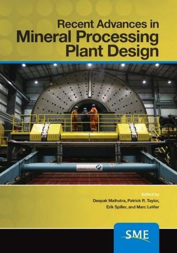 9780873353168: Recent Advances in Mineral Processing Plant Design