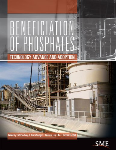 9780873353199: Beneficiation of Phosphates: Technology Advance and Adoption