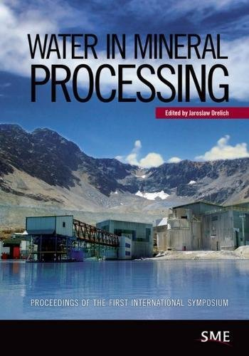 9780873353496: Water in Mineral Processing: Proceedings of the First International Symposium