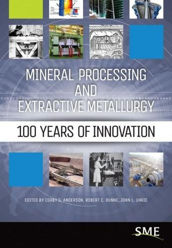 9780873353717: Mineral Processing and Extractive Metallurgy: 100 Years of Innovation