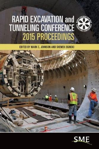 9780873354141: Rapid Excavation and Tunneling Conference Proceedings 2015