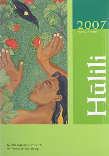 9780873361637: Hulili: Multidisciplinary Research on Hawaiian Well-Being