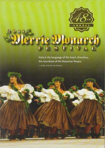 9780873362979: 2011 Merrie Monarch Festival