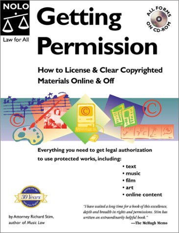 9780873375368: Getting Permission: How to License and Clear Copyrighted Materials Online and Off