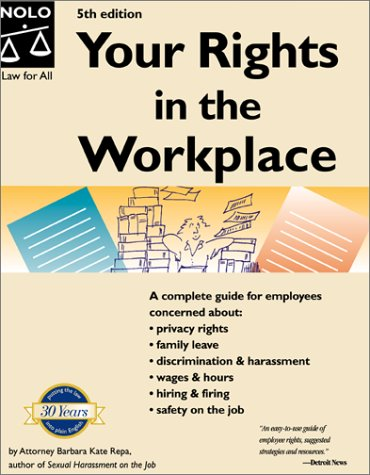 9780873375979: Your Rights in the Workplace