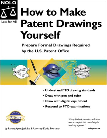 9780873377881: How to Make Patent Drawings Yourself