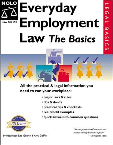 9780873377966: Everyday Employment Law: The Basics