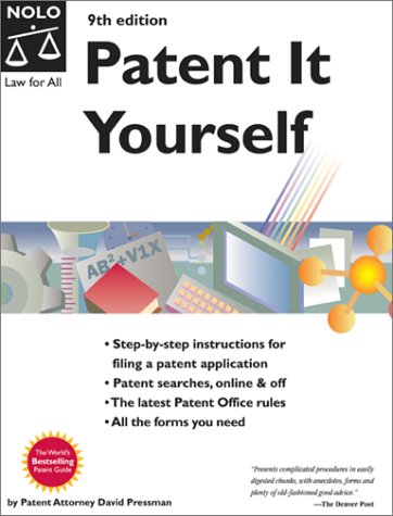 9780873378017: Patent It Yourself