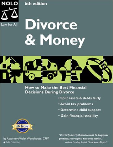 9780873378154: Divorce and Money: How to Make the Best Financial Decisions During Divorce