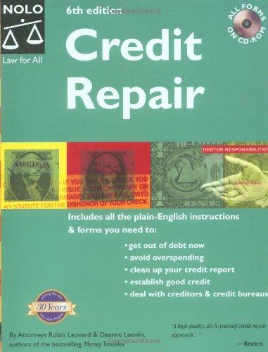 9780873378420: Credit Repair