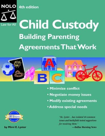 9780873379205: Child Custody: Building Parenting Agreements That Work